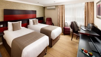 mercure chester twin room